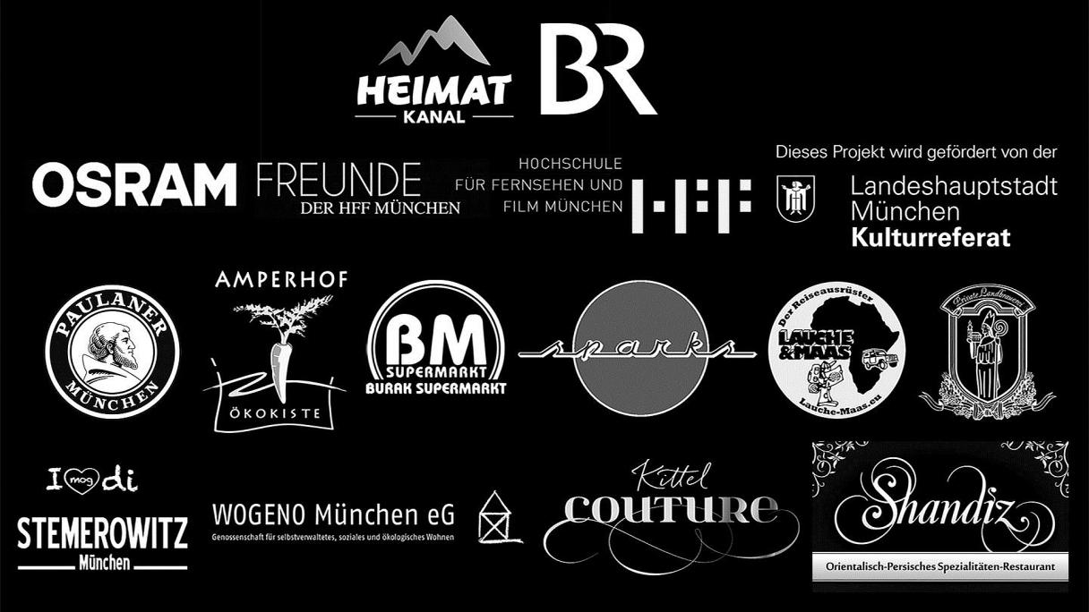 Partner und Sponsoren des Projekts Die Herberge