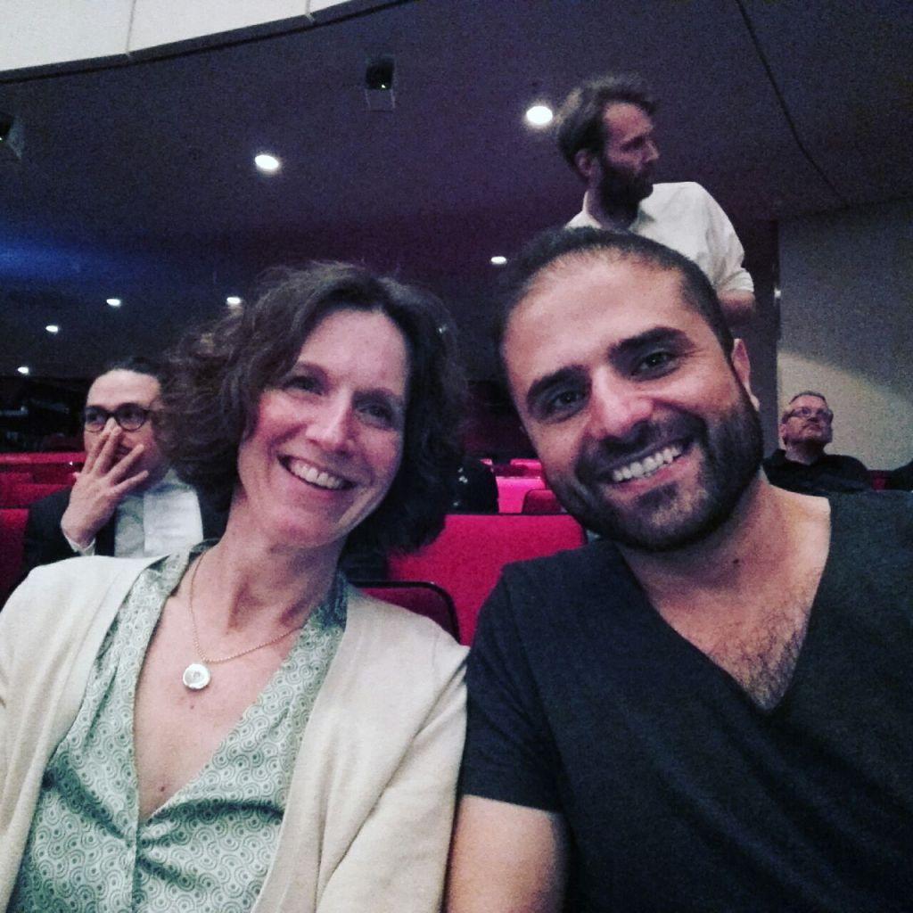 Die Herberge Social Spot beim DOK.fest München 2017
