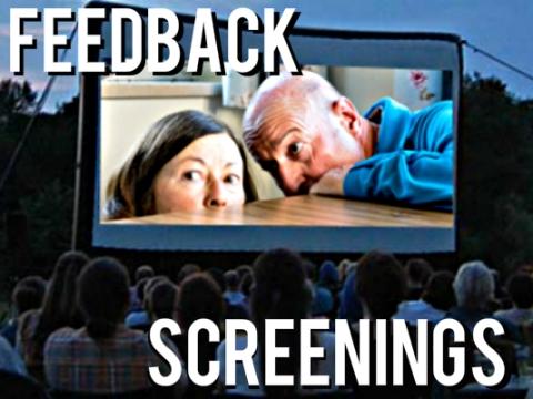 Die Herberge Film zeigen Film schauen Open Air Kino Event
