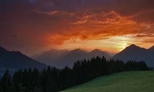 Die Herberge Film @Middlewood Open Air Mittenwald