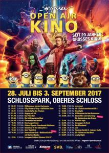 Open Air Kino siegen 2017 mit Die Herberge