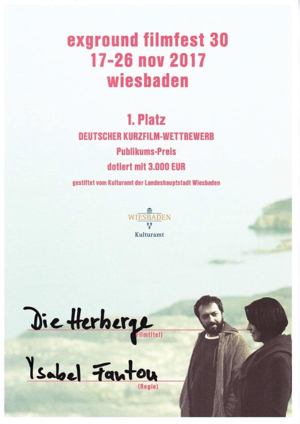 Die Herberge Film Festival Preisgekrönt