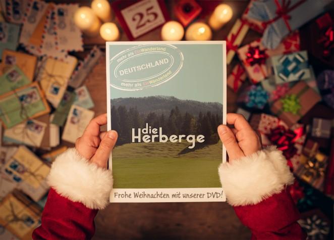 Die Herberge Film DVD Weihnachten 2017