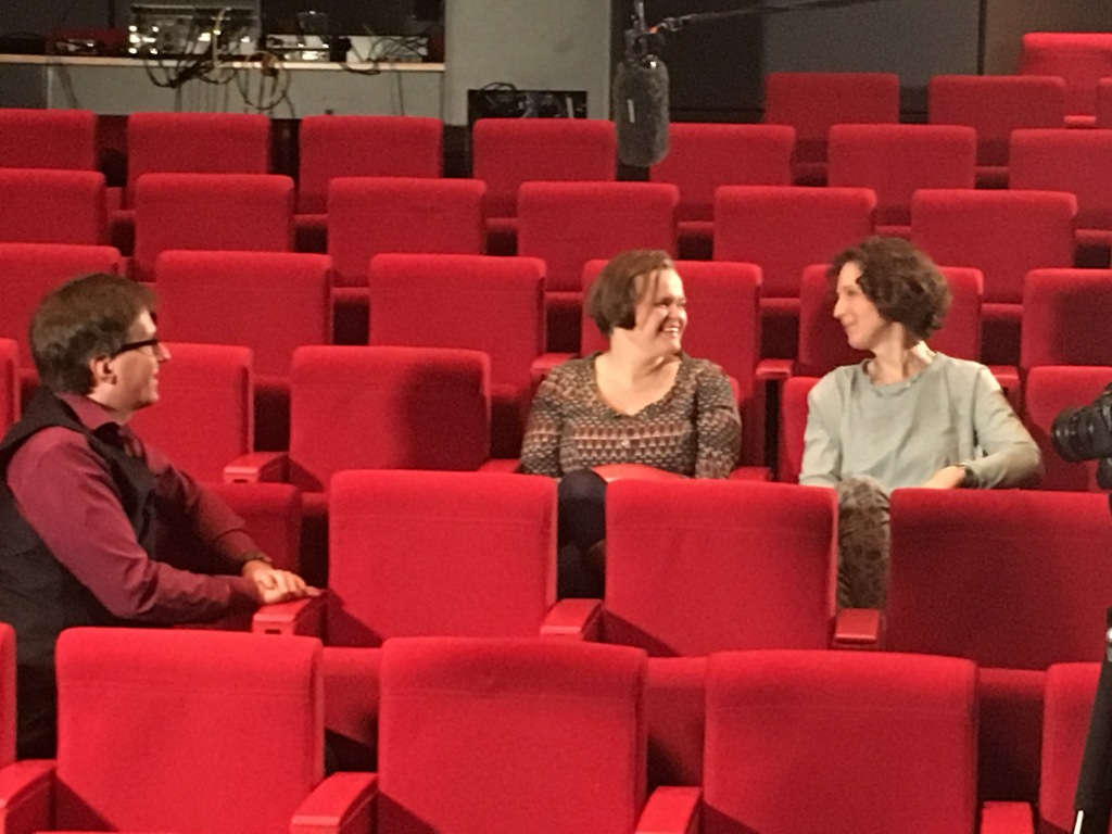 Die Herberge BR ARD Interview Film Campus Cinema
