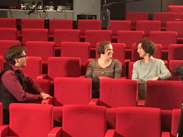 Die Herberge BR ARD Interview Film Campus Cinema